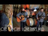 Cellar Sessions: Caleb Caudle - Love That's Wild February 16th, 2018 City Winery New York