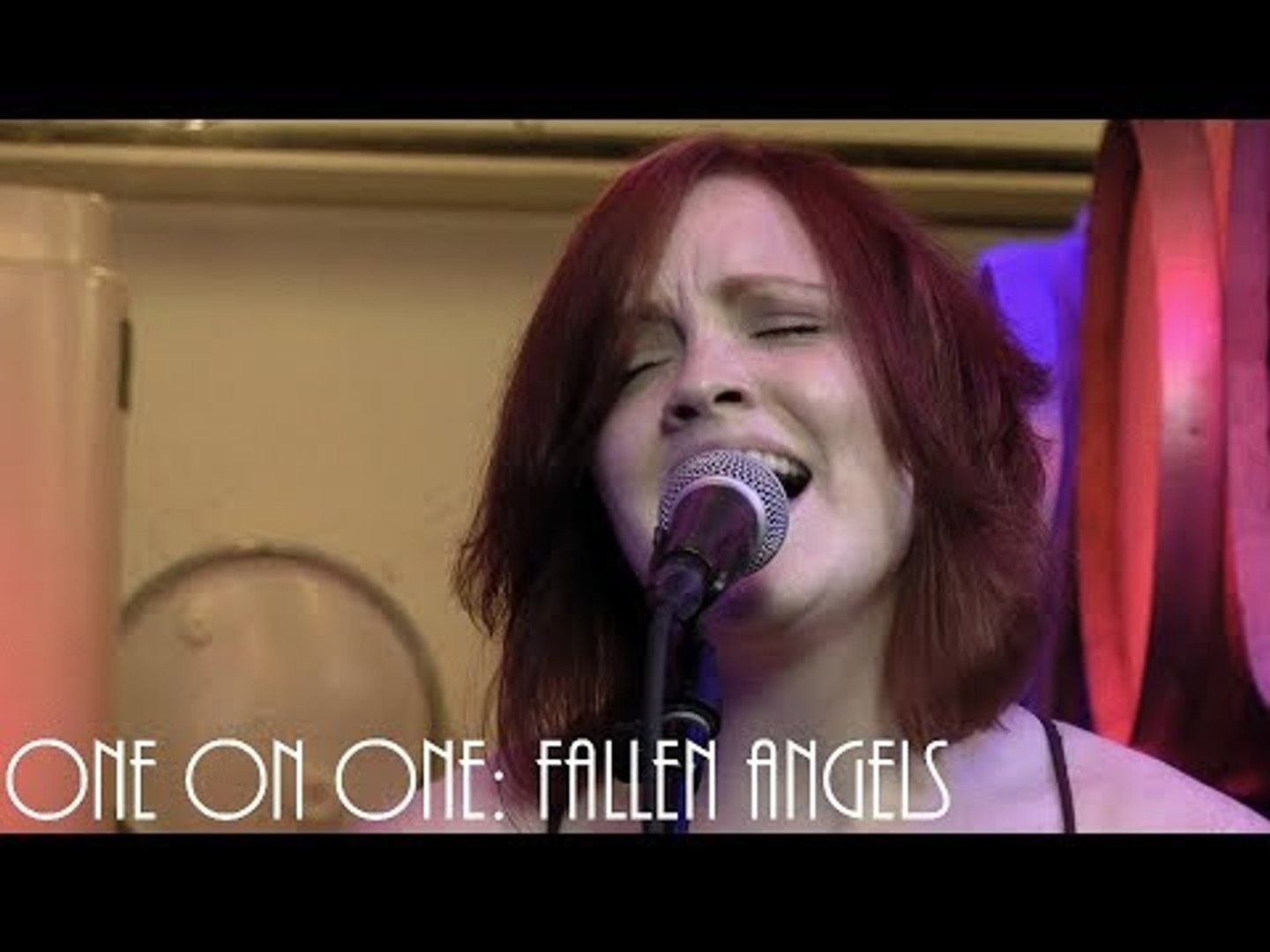 Cellar Sessions: Plastic Angels - Fallen Angels August 25th, 2018 City Winery New York