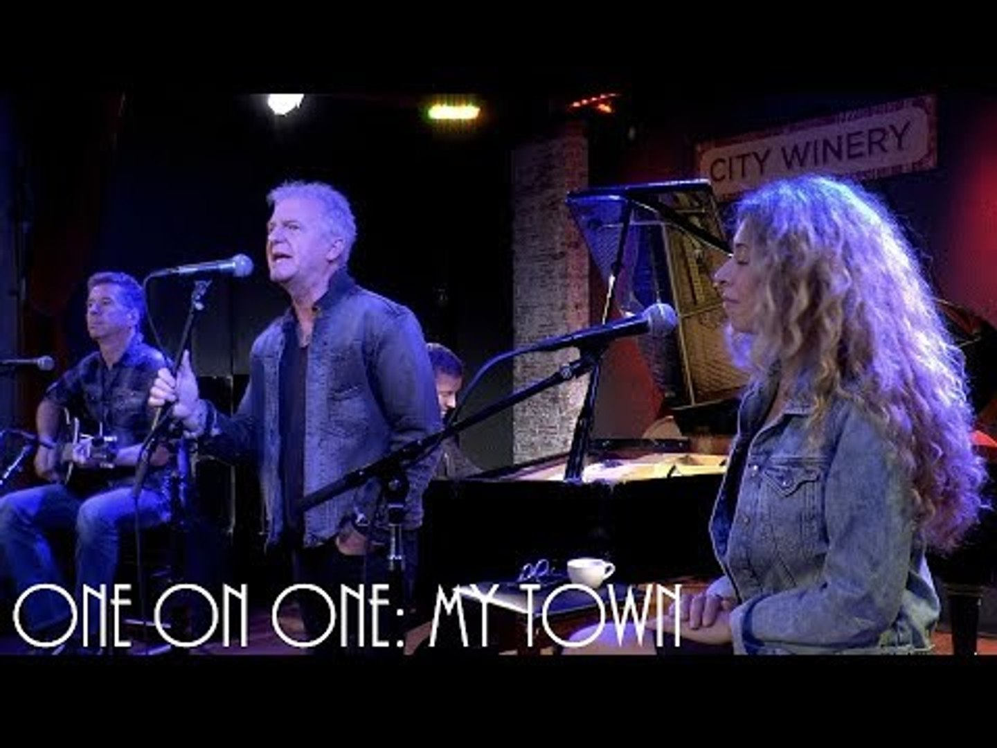 Cellar Sessions: Glass Tiger - My Town August 31st, 2018 City Winery New York