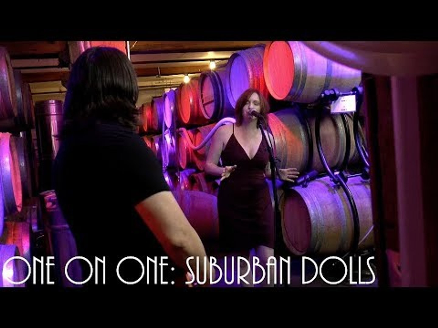 Cellar Sessions: Plastic Angels - Suburban Dolls August 25th, 2018 City Winery New York