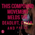 Moves and Muscles: Clean & Jerk