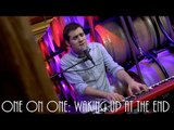 Cellar Sessions: Nicholas Wells - Waking Up At The End January 29th, 2019 City Winery New York