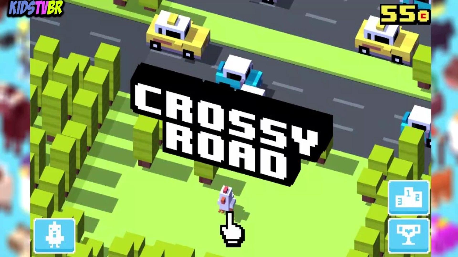 CROSSY ROAD  KIDS TV BR