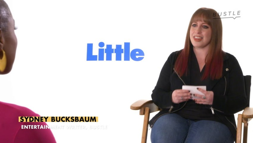 The Cast Of 'Little' Showed Off Their '90s Slang Knowledge