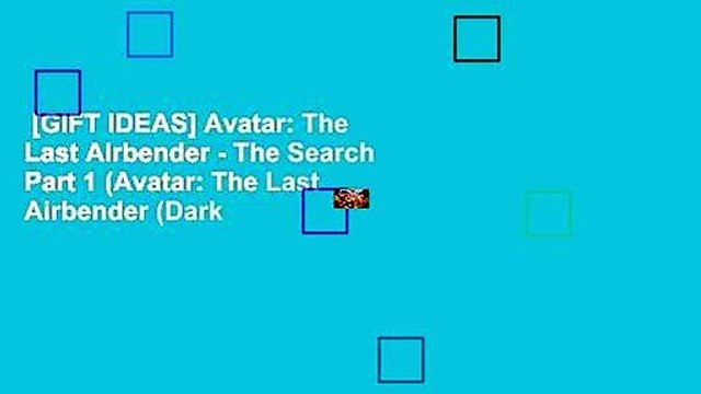 [GIFT IDEAS] Avatar: The Last Airbender - The Search Part 1 (Avatar: The Last Airbender (Dark