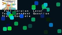Full version  Leveled Text-Dependent Question Stems Complete
