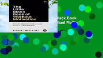 [MOST WISHED]  The Little Black Book of Workout Motivation by Michael Matthews
