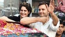 Rahul Gandhi Amethi से करेंगे Nomination ,Priyanka Gandhi, Soniya Gandhi रहेंगी साथ|वनइंड़िया हिंदी