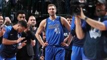 NBA : Nowitzki fait le show pour sa dernière à Dallas !