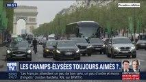 Les Champs-Élysées, plus belle avenue au monde? Pas vraiment pour les Parisiens