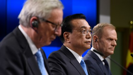 China vows reforms at annual EU summit amid increased trade