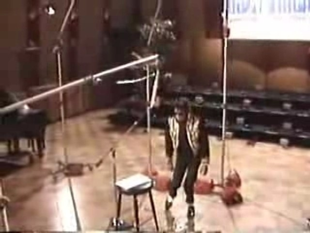 Michael Jackson Making of we are the world