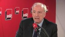 """Hubert Védrine : """"Ce que fait miroiter Netanyahou, c'est l'annexion pure et simple [de la Cisjordanie]"""""""