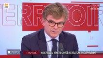 Invité : Marc Fesneau - Territoires d'infos (10/04/2019)