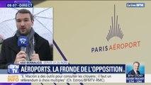 """""""Je pense que c'est un objectif parfaitement atteignable."""" Ugo Bernalicis (LFI) confiant sur l'organisation d'un référendum d'initiative partagée sur la privatisation des aéroports de Paris"""