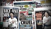 L'Angleterre craint le pire pour Harry Kane, Son Heung-min fait les gros titres
