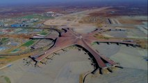 Beijing's new Daxing International Airport enters final construction phase
