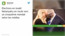 Élections en Israël: Benjamin Netanyahu donné vainqueur, Benny Gantz crie aussi victoire