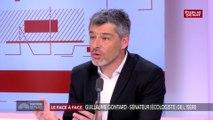 Privatisation d'ADP : « C'est une grande victoire d'avoir rassemblé 185 parlementaires et même plus » selon Guillaume Gontard