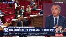 """Grand débat: des """"grands chantiers"""" (2/3)"""