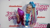 "JoJo Siwa ""JoJo Siwa's 16th Birthday Party"" Purple Carpet"