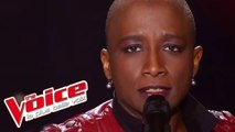 Johnny Hallyday - Ma gueule | Dominique Magloire | The Voice France 2012 | Blind Audition