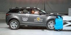 VÍDEO: ¿Cómo de seguro es el Ranger Rover Evoque 2019? Descúbrelo