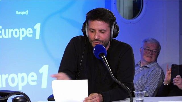 Laurent Barat à Noémie Lenoir :