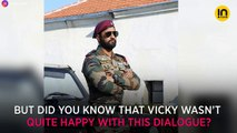 """Vicky Kaushal actually wanted to change """"How's The Josh?"""" from URI: The Surgical Strike"""