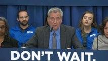 NYC mayor issues public health emergency amid measles outbreak