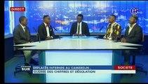VIDEO - Equinoxe Soir - Déplacés Internes au Cameroun- Guerre des Chiffres et Désolation