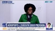 """Sibeth Ndiaye: """"Le Président a regretté que les uns et les autres essayent de montrer des divergences entre lui et le Premier ministre"""""""