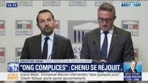 """Sébastien Chenu (RN) demande une commission d'enquête parlementaire sur les """"ONG complices des passeurs"""""""