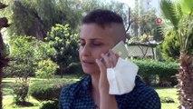 Minik Öykü'nün annesi müjdeyi sosyal medya hesabından verdi