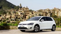 2020 Volkswagen e-Golf - Range and Power Boosted Significantly   All car models from Volkswagen   Volkswagen India