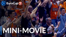 7DAYS EuroCup Finals Game 1 Mini-Movie