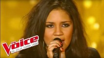 Amy Winehouse - Rehab | Cécile Citadelle | The Voice France 2012 | Blind Audition