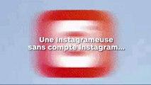 La détresse d'une Instagrameuse en pleurs après la fermeture de son compte !