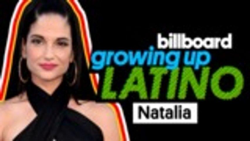 Natalia Jimenez Talks Favorite Spanish Foods, Her Childhood Celebrity Crush & More   Growing Up Latino