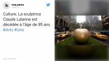 La sculptrice Claude Lalanne est décédée à l'âge de 95 ans