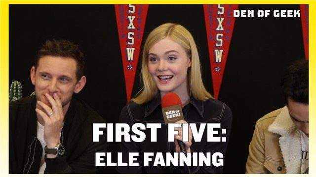 Can Elle Fanning Name Her First Five Credits?