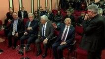 CHP Lideri Kemal Kılıçdaroğlu, Sp Lideri Karamollaoğlu ile Görüştü