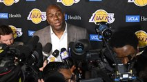 Are the Lakers Better Off Without Magic Johnson?