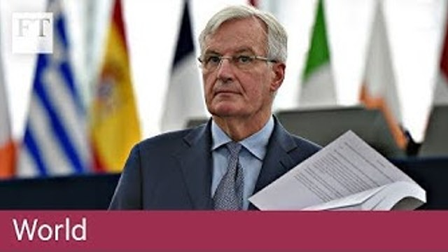 Michel Barnier warns risk of no-deal Brexit 'at highest'
