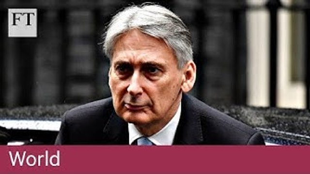 Philip Hammond warns EU may insist on long Brexit delay