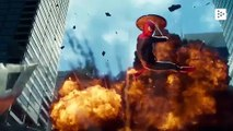 The visual effects in The Amazin Spider-man