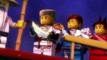 LEGO NinjaGo Masters of Spinjitzu Season 2 Episode 13 Rise Of The