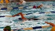 Triathlon de Fresnes Natation Juliette Sortie