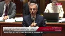 Hervé Maurey plaide pour une «une fiscalité écologique qui soit incitative et non punitive»