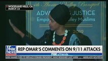Fox & Friends Questions If Ilhan Omar Is 'American First' Over 9/11 Comments